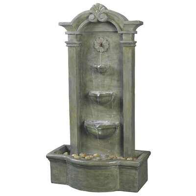 Kenroy Home Sienna Floor Fountain