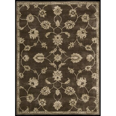 Nourison Superlative Chocolate Rug