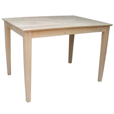 International Concepts Shaker Dining Table