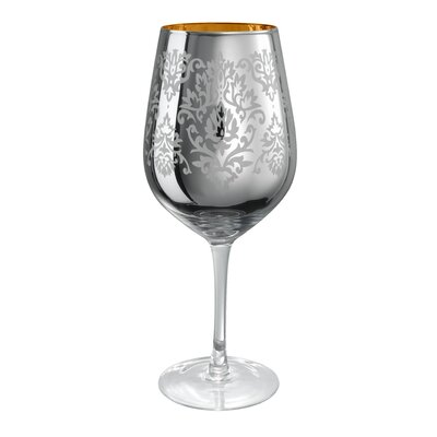 Artland Brocade Goblet in Silver (Set of 4)