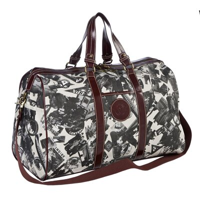 "Sydney Love Going Places 20"" Travel Duffel"