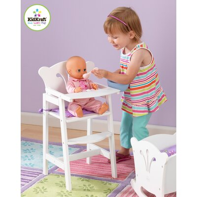 KidKraft Doll High Chair