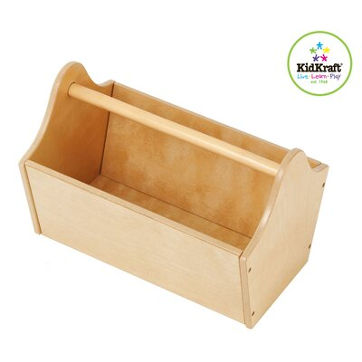 KidKraft Toy Box Caddy in Natural