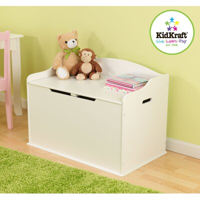KidKraft Austin Toy Box in Vanilla