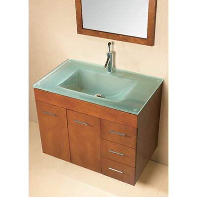 "Ronbow Modular Bella Wall 61"" Mount Bathroom Vanity Set"
