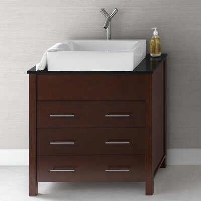 "Ronbow Contempo Kali 32"" Wood Vanity Set"