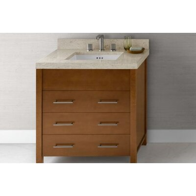 "Ronbow Kali 31"" Wood Vanity Base"