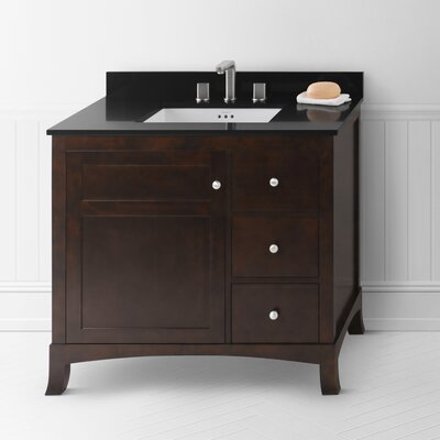 "Ronbow Hampton 36"" Wood Vanity Set"
