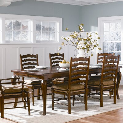 Wynwood Furniture Mount Vintage 7 Piece Dining Set