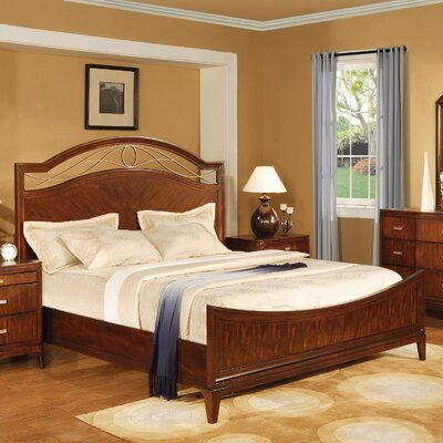 Wynwood Furniture Cypress Pointe Crown Panel Bed