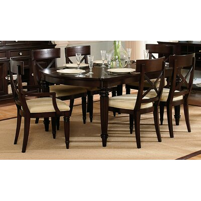 Wynwood Furniture Tuxedo Dining Table