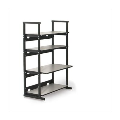 "Kendall Howard 4 Post LAN Rack Bundle - 36"" W"