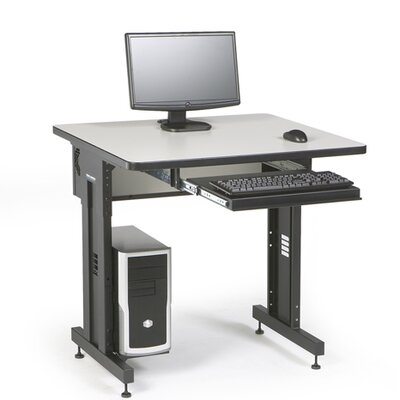 "Kendall Howard 36"" x 30"" Advanced Classroom Training Table"