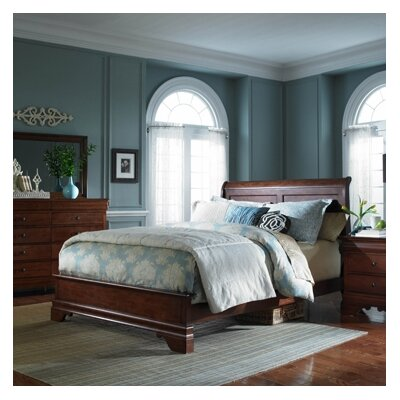 Kincaid Chateau Royal Sleigh Bedroom Collection