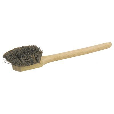 "Anderson Brush Utility Scrub Brushes - 20"" utility brush long handle palmyra fill"