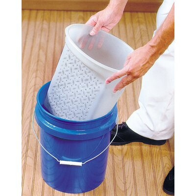 Encore Home Entertainment 5 Gallon Pro-Lin'r™ With Roller Grid 05180-200508