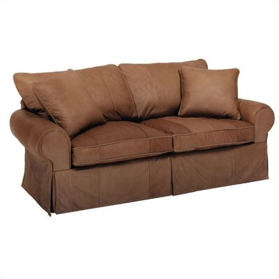 Skirted Queen Sized Sleep Sofa