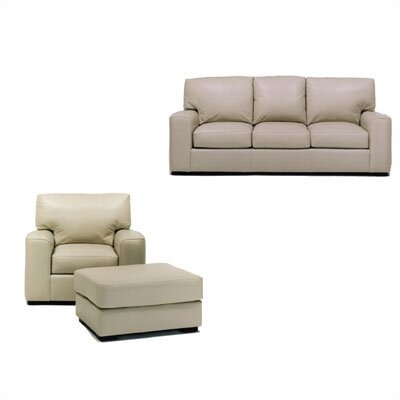 Distinction Leather Baldwin Leather Sofa and Chair Set