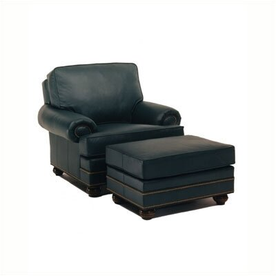 Distinction Leather Vermont Leather Sofa and Chair Set