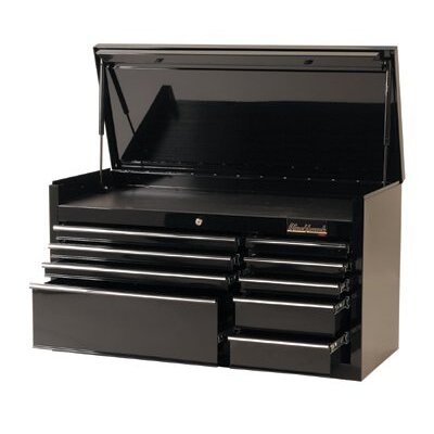 "Blackhawk 9 Drawer Top Chests - chest 41"" 9 drawer blk"