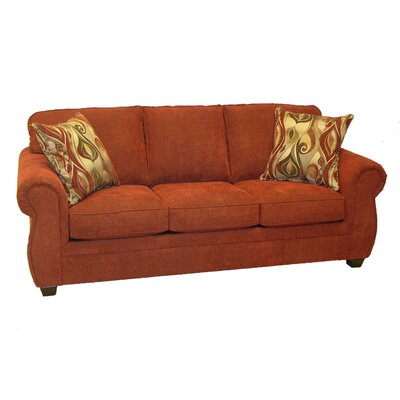 LaCrosse Furniture Florence No Sag Loveseat