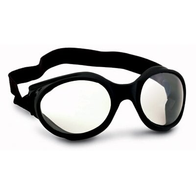 Bouton UFO Galaxis Direct Vent Goggles With Black Frame And Gray Lens