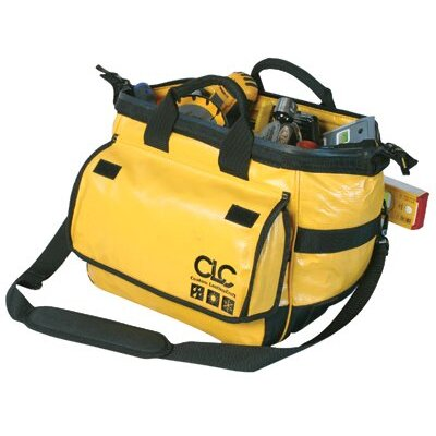 "CLC Custom Leather Craft Soft Side Tool Bags - 14"" climate gear tool bag"