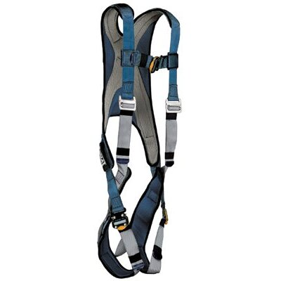 DBI/Sala ExoFit™ Harnesses - vest-style exofit harness  medium  back d-ring