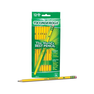 Dixon Ticonderoga Company Pencils with Microban
