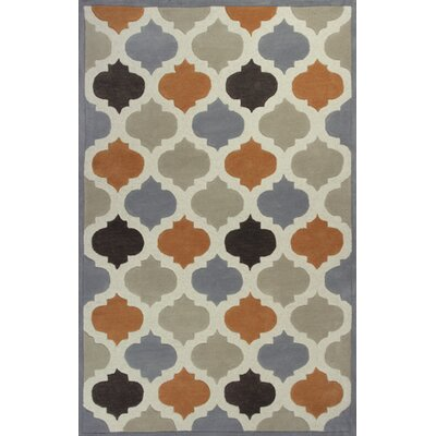 Eternity Ivory / Spice Arabesque Rug