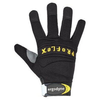 Ergodyne ProFlex® 710 Mechanics Gloves - model 710 mechanics glove black size s