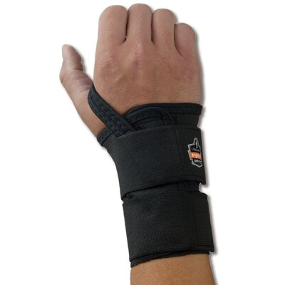 Ergodyne ProFlex 4010 Double Strap Wrist Support for Right Hand