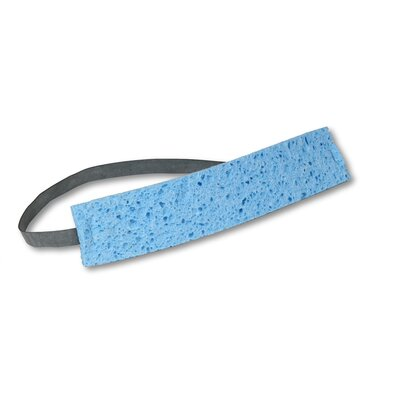 Ergodyne Chill-Its Sponge Sweatband in Blue