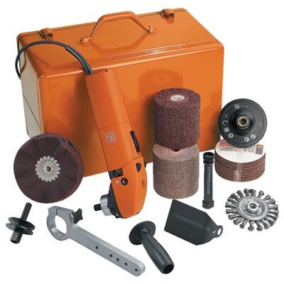 Fein Fein - Professional Stainless Steel Polisher Systems Wpo 12-27E Professionalset: 232-Wpo-12-27E-Ps - wpo 12-27e professionalset