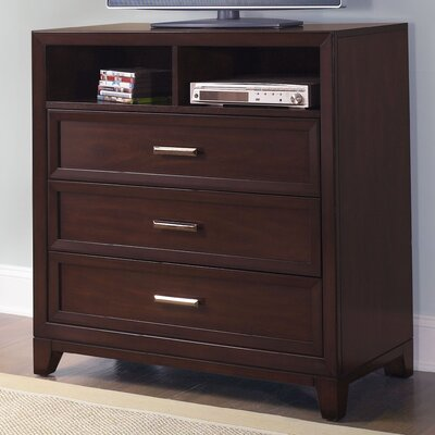 Samuel Lawrence Fairview 3 Drawer Media Chest