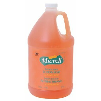 Gojo Lotion Soaps - micrell anti bacterial soap-gallon