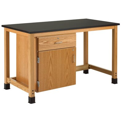 Diversified Woodcrafts Add-A-Cabinet Table