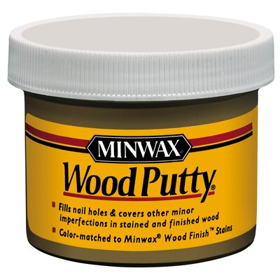Minwax 3.75 Oz Ebony Wood Putty™ 13618