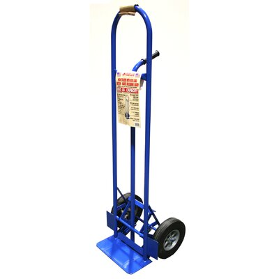 AngelusManufacturing High Stacker Hand Truck With Kick Load Ejector 7000-10SR