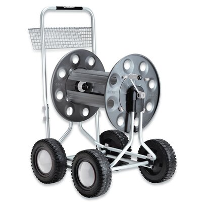 Jumbo 4 Wheel Hose Cart 8900