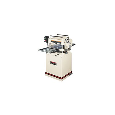 Jet 15 CS Planer with Quick Change Knives