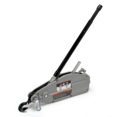 Jet 0.75 Ton Wire Rope Grip Puller with Cable