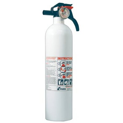 Kidde Kidde - Marine Fire Extinguishers Mariner 10 Fire Extinguisher: 408-466628 - mariner 10 fire extinguisher