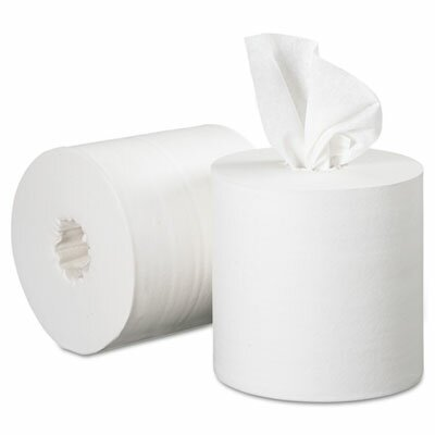 "Kimberly-Clark Kleenex PREMIERE Center-Pull Towels, 15"" x 8, 8.4 Dia., WE, 250 per Roll"