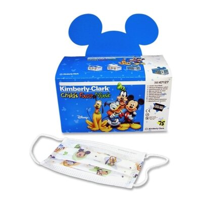 Kimberly-Clark Disney Character Child's Face Mask