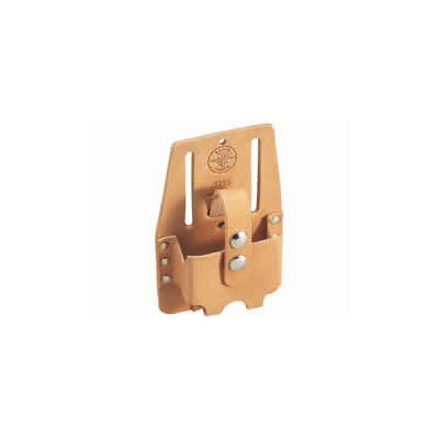 Klein Tools Tape-Rule Holders - leather tape rule holder