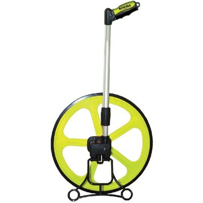 "Komelon USA MK Series Measuring Wheels - 19"" measuring wheel hi viz green"