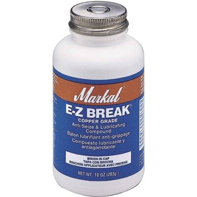 Markal E-Z Break® Anti-Seize Compound Copper Grades - ma e-z break anti seizecompound cu grade 4 oz
