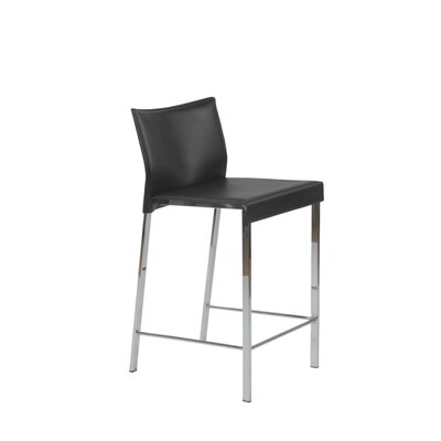 Eurostyle Riley-C Leather Counter Chair