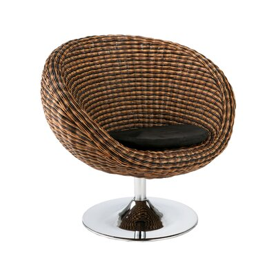 Eurostyle Olivia Swivel Lounge Chair